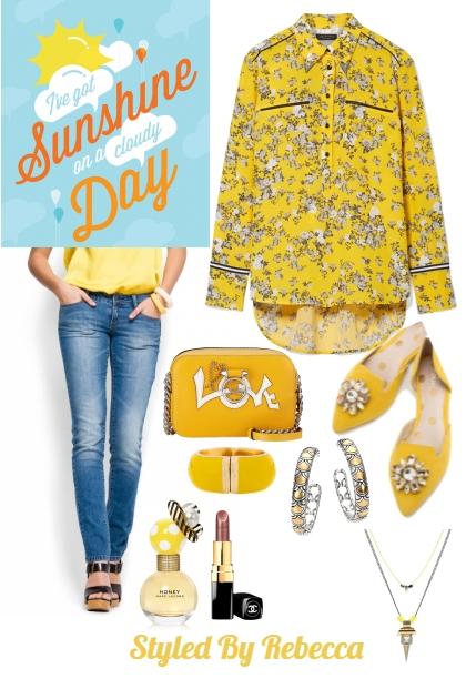 Ive Got Sunshine- Fashion set