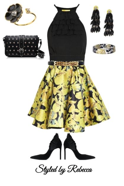 Dinner Date Skirts