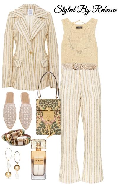 Golden Stripes For Life