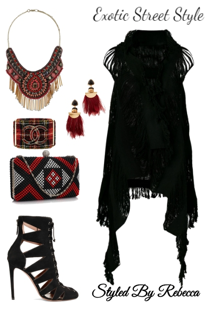 EXOTIC STREET STYLE