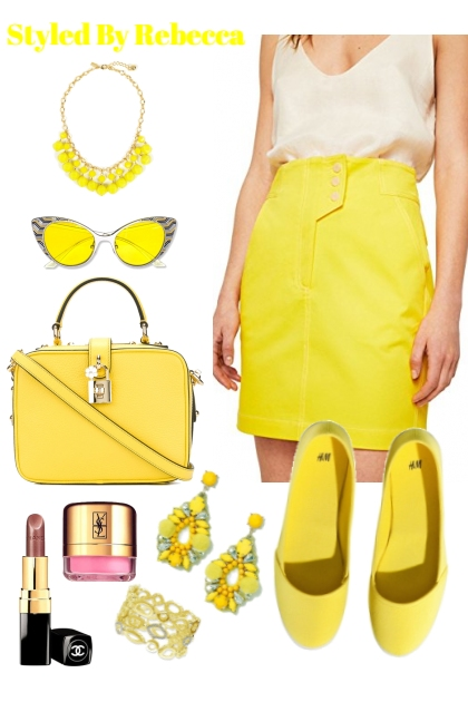 Put On Your Best Yellow