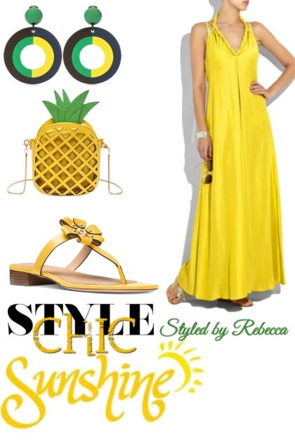 Style Chic Sunshine