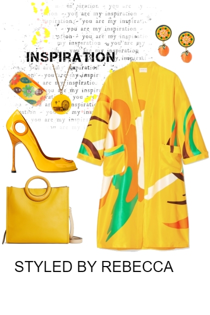 LIKE YOUR INSPIRATION