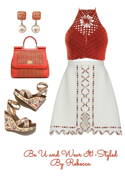 Be U and Wear It!-Styled By Rebecca