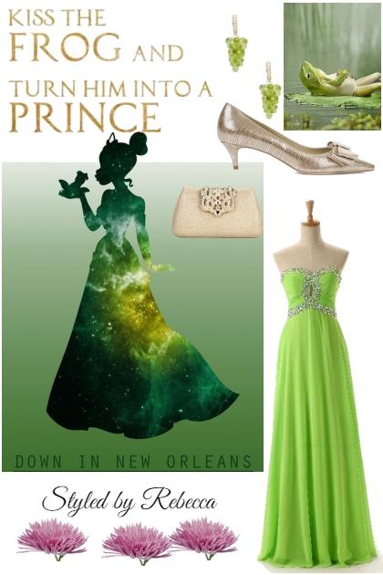 Princess Green