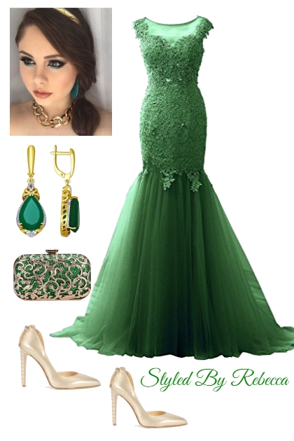 Green And Glam