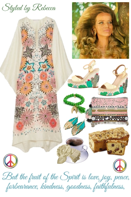 Let There Be Peace And Joy - Fashion set