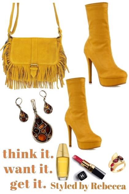 Golden Streets For Golden Boots
