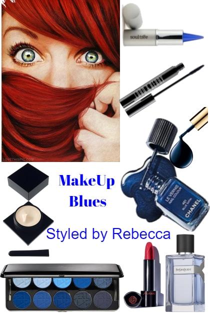 MakeUp Blues For June