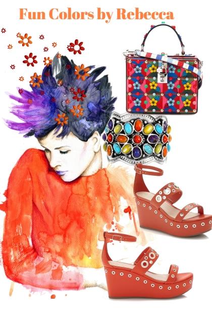 Fun Colors By Rebecca-6/16
