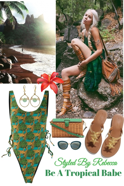 Be A Tropical Babe