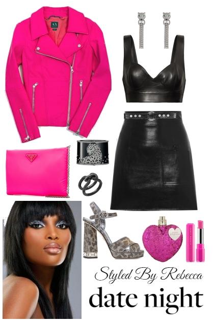 Hot Pink Date