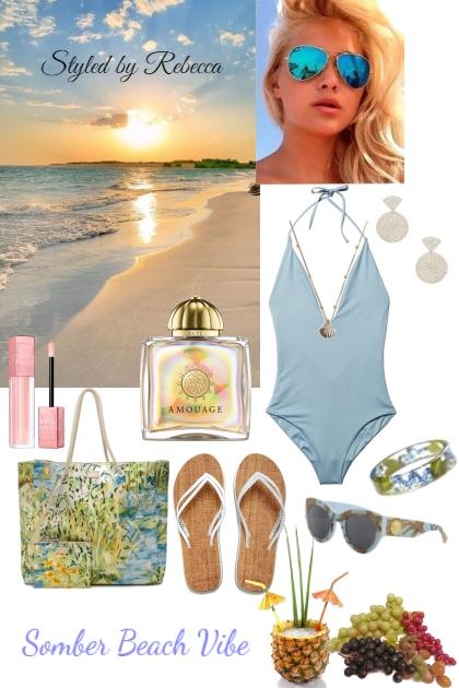 Somber Beach Vibe