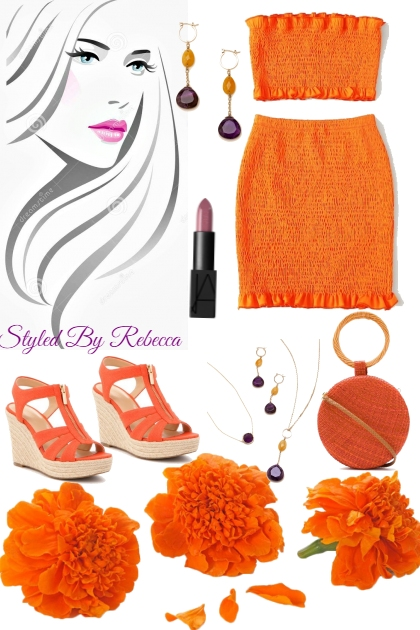 Orange Summer Vibes