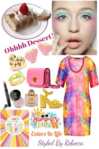Ohhh Dessert!