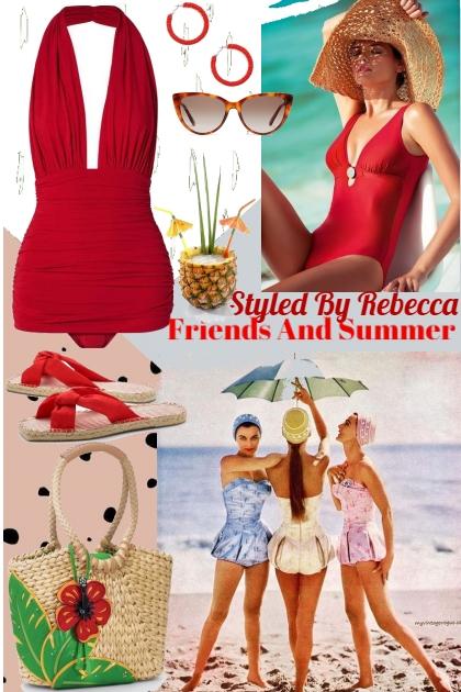 Friends and Summer- Kreacja