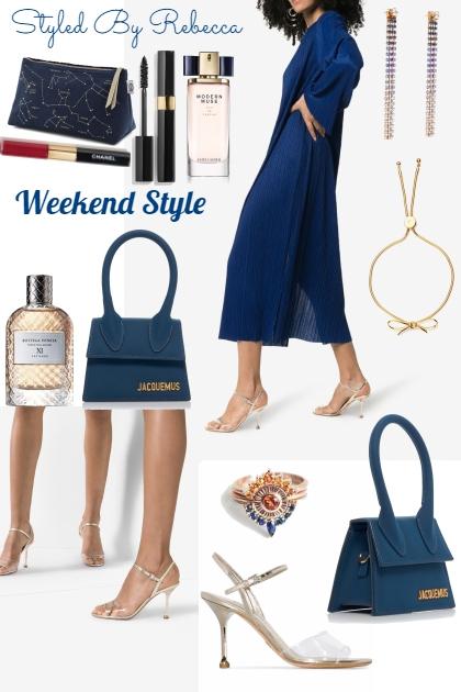 Blue Weekend Style