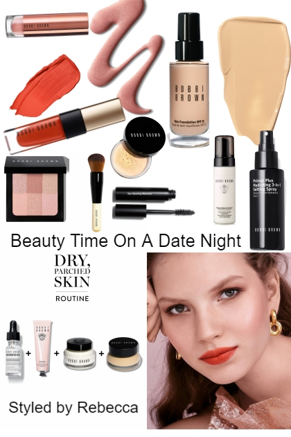 Beauty On A Date Night