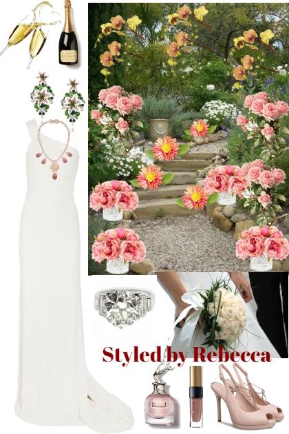Wedding In The Garden -7/24- Fashion set
