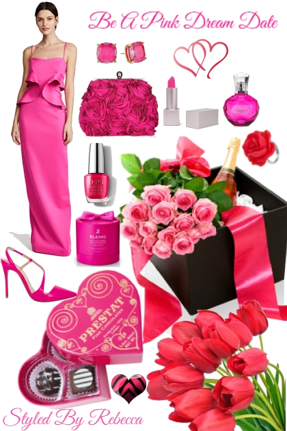 Be A Pink Dream Date