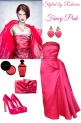 Fancy In  Pink