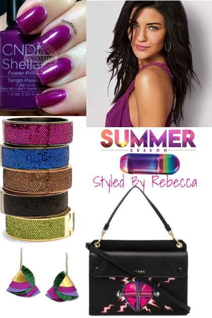 Summer Color Try's