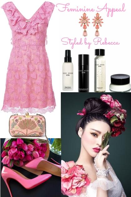 Feminine Appeal- Fashion set