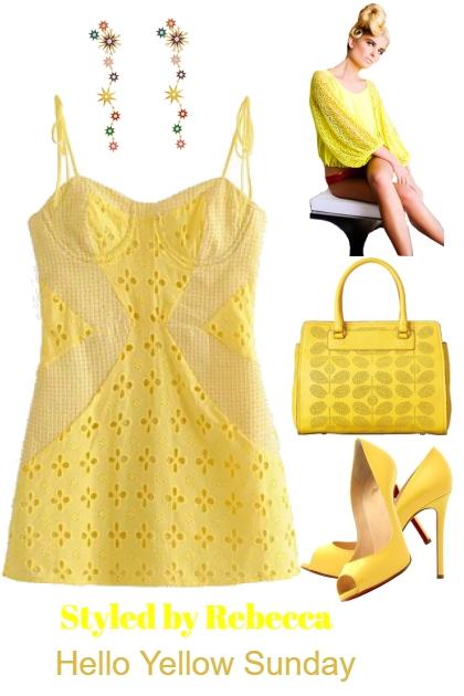 Hello Yellow Sunday