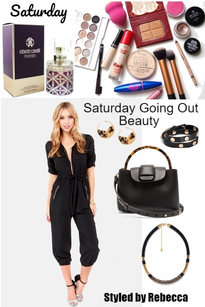 Saturday Going Out Beauty Style For A Day Out