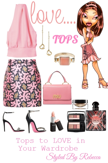 Top Love In Pink