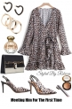 Leopard Date Dress