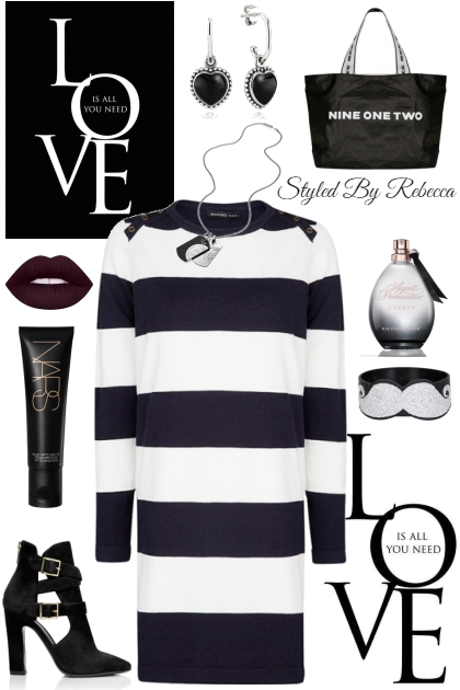 Black and White Love-set1