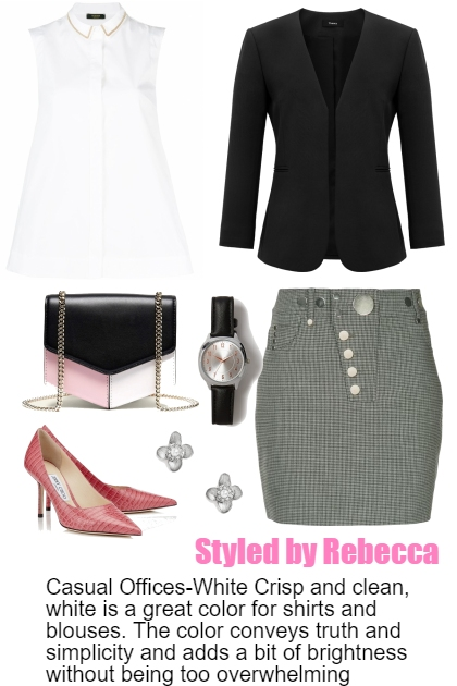 Casual Office Style-8/22