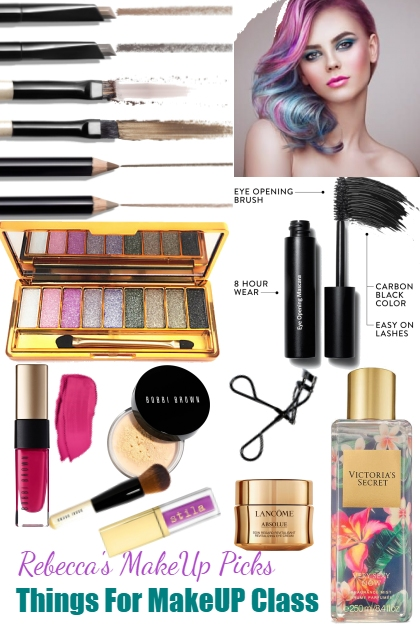 Things For Makeup Class