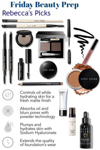 Friday Beauty Prep