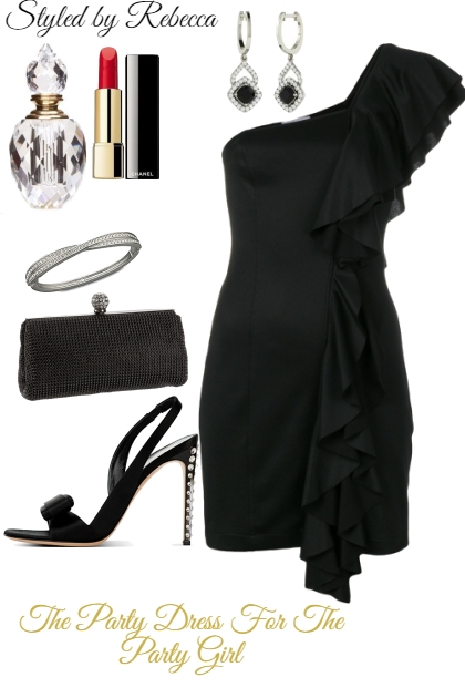 The Party Dress For The Party Girl