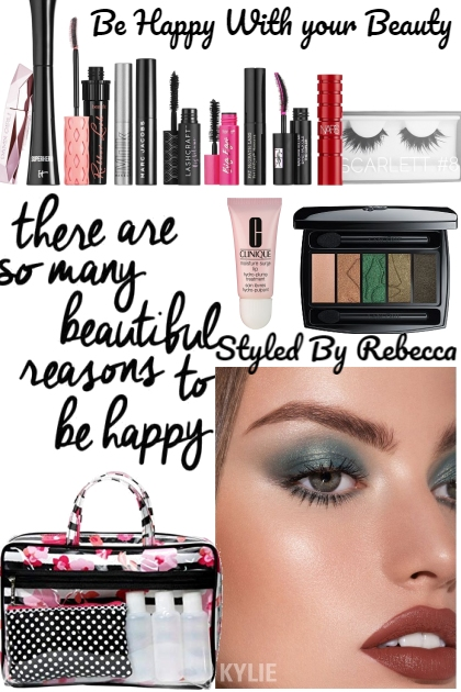 Be Happy With your Beauty- Fashion set