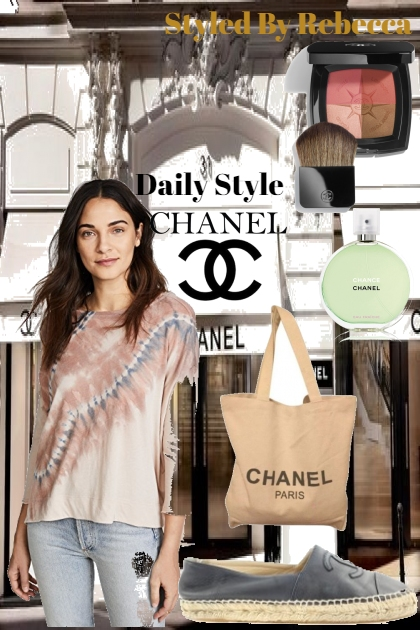 Daily Style-Chanel