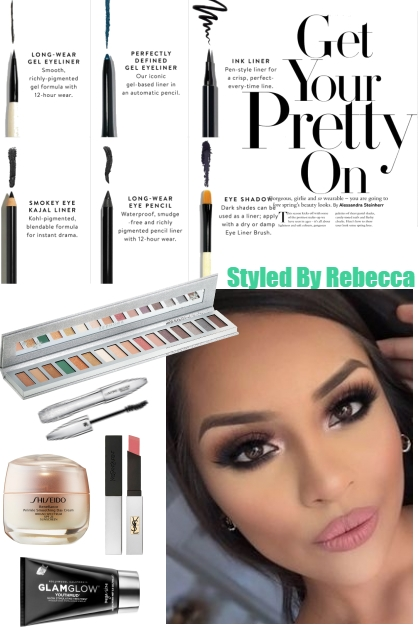 Get Your Pretty On Monday- Modna kombinacija