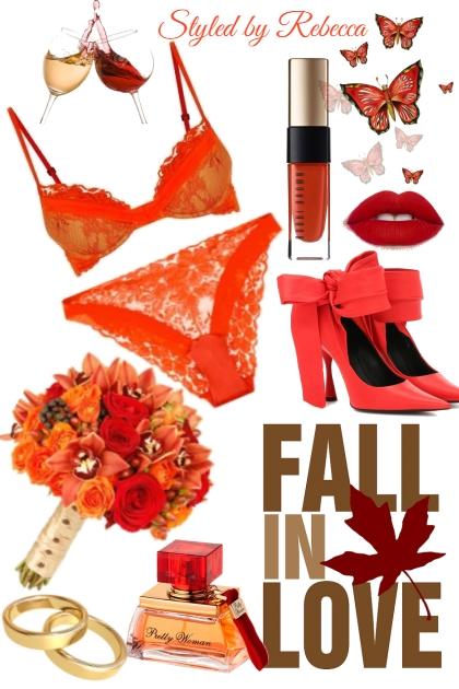 Fall Romance-Fall in Love Night - Combinazione di moda