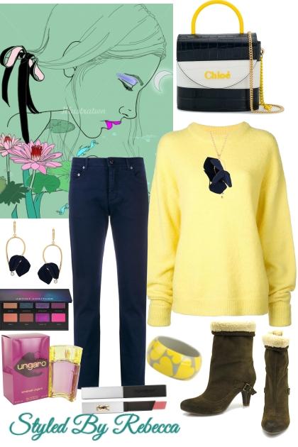 A Cold Monday- Fashion set