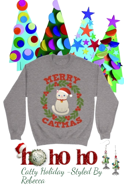 Catty Holiday -