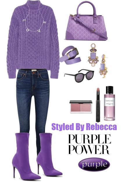 Purple Power Friday