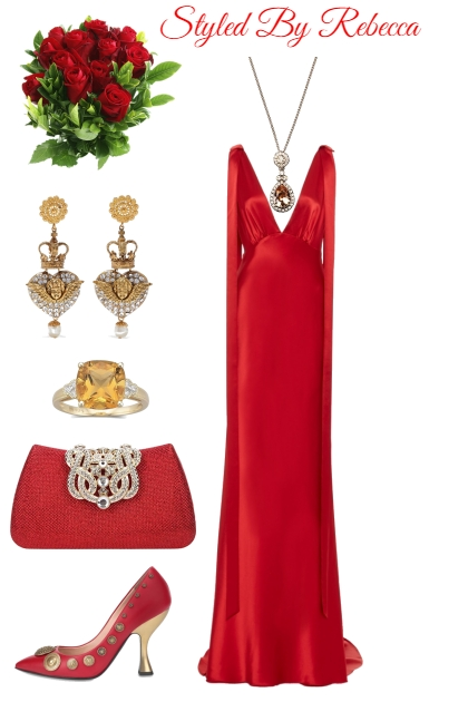 Evening Red So Royal