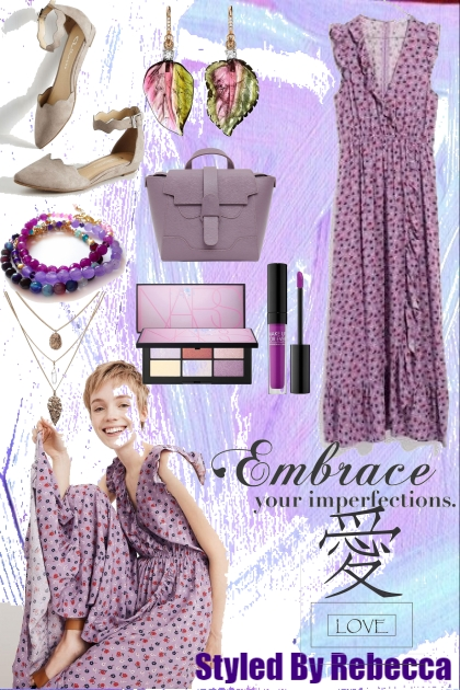 EMBRACE PURPLE DRESSES- Combinaciónde moda