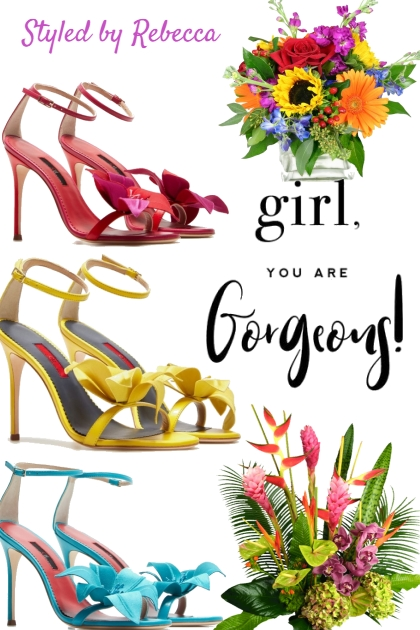 Gorgeous Girl Shoes