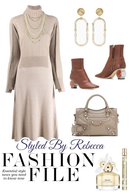 Work Winter Dress 11/22