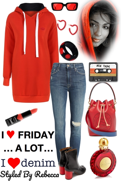 Love Denim and Friday