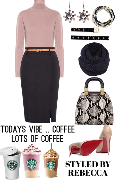 COFFEE DAY-WORK LOOKS