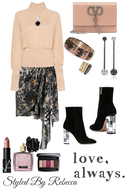 12/6/19-Dazzle Skirt
